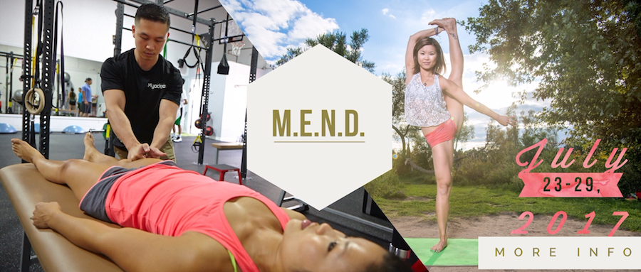 MEND yoga and bodywork retreat in costa rica