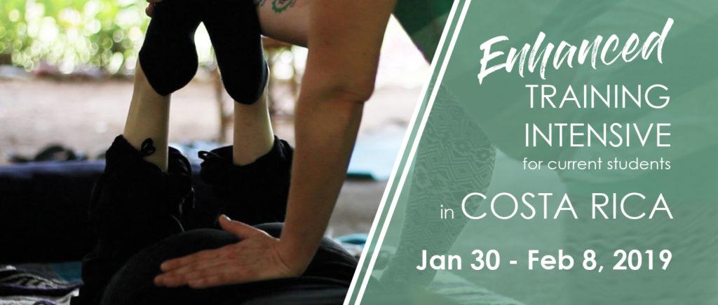 enhanced thai massage intensive training costa rica