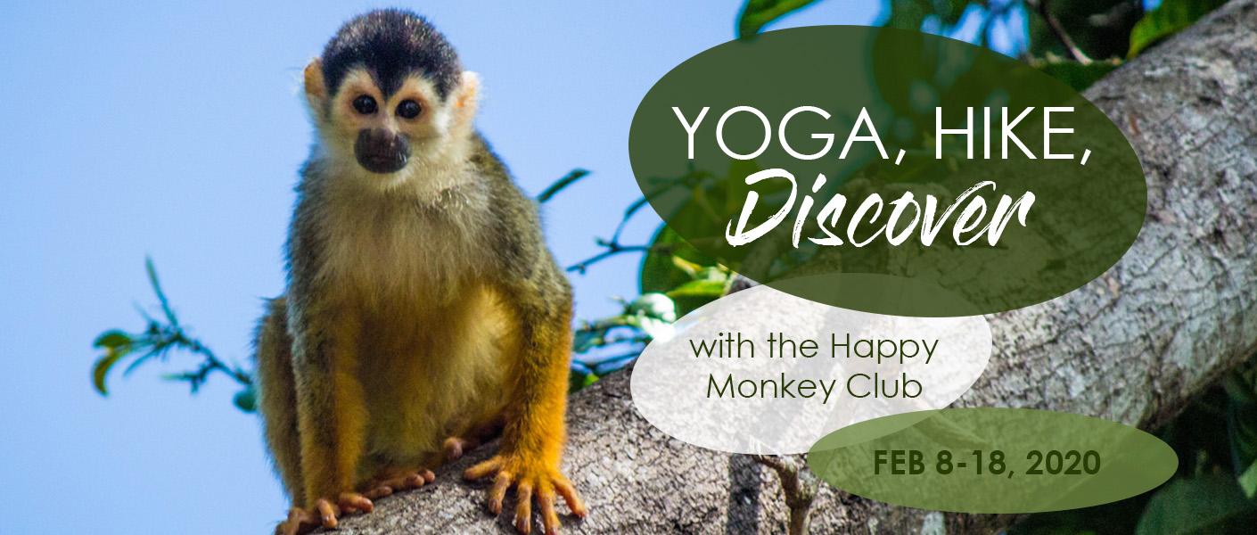 happy monkey retreat costa rica