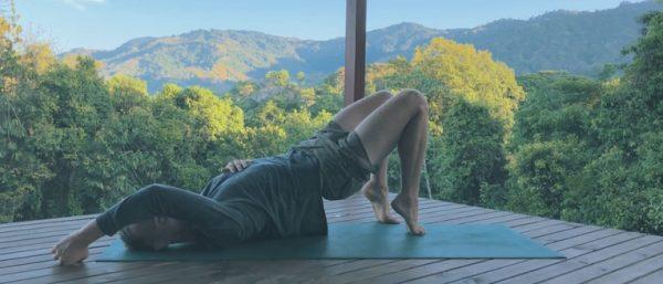 self-release for upper back