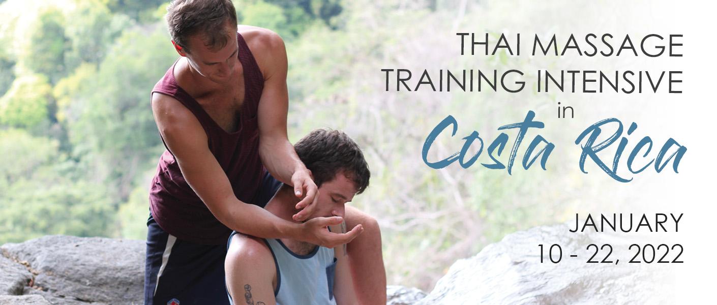 thai massage in costa rica